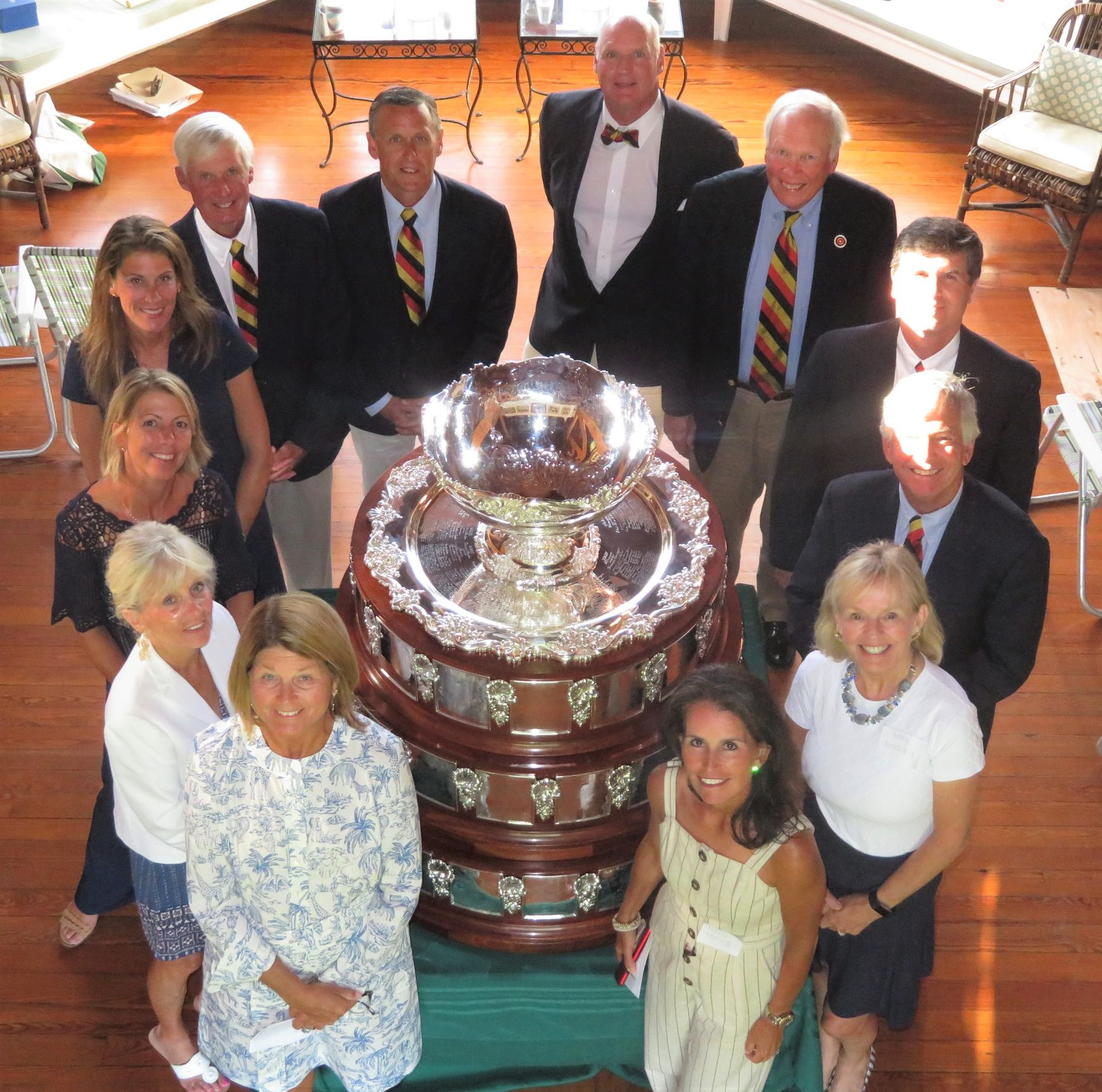 SLTCC 2019 Board of Governors - Davis Cup